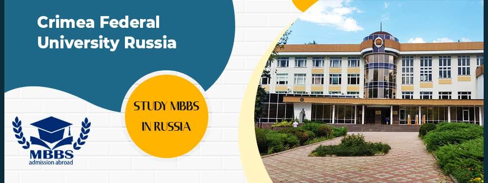 Crimea Federal Medical University Russia