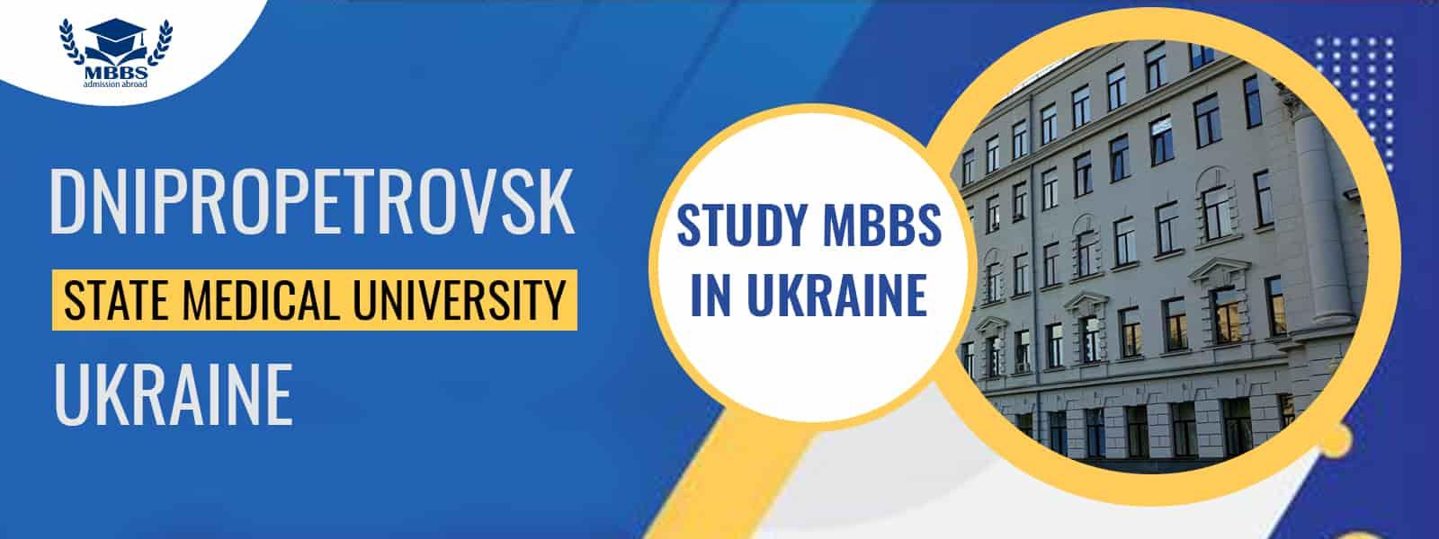 Dnipropetrovsk State Medical Academy Ukraine