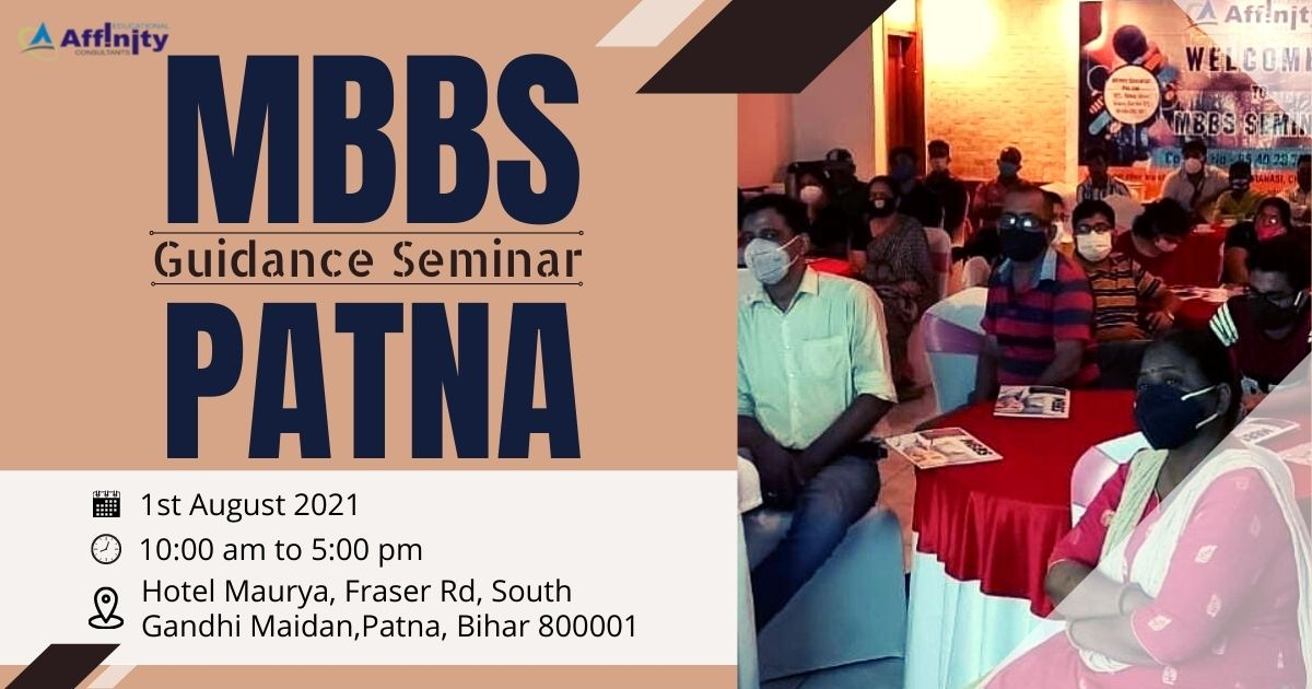 Free MBBS Admission Guidance Seminar in Patna