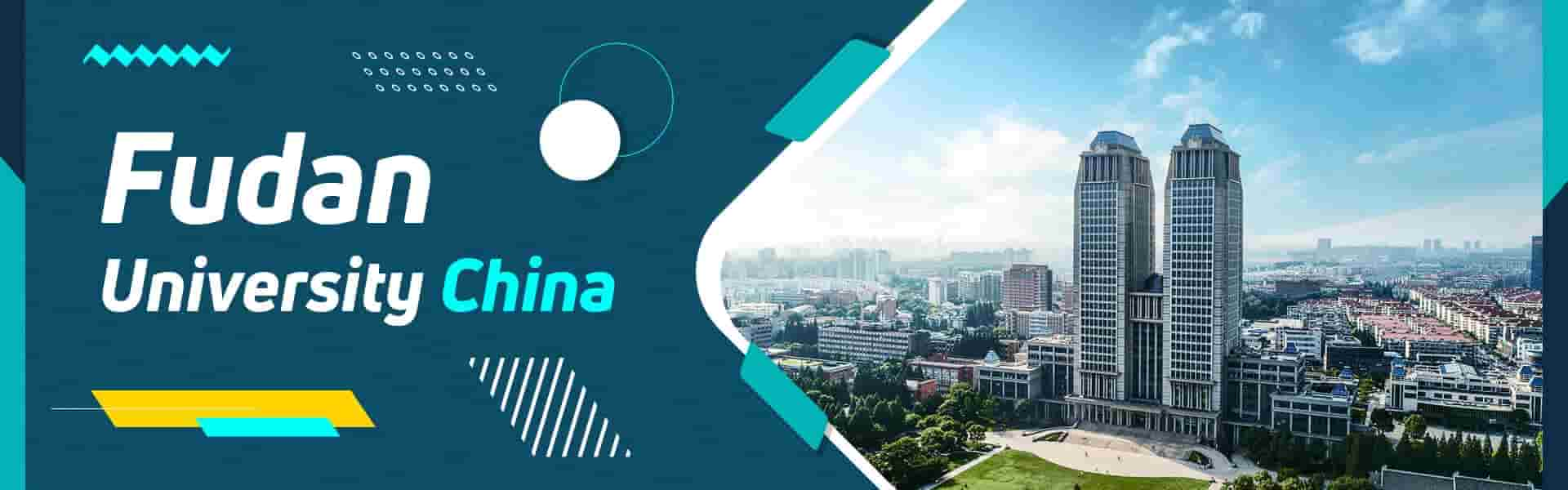 Fudan University MBBS Fees 2021 for Indian Students