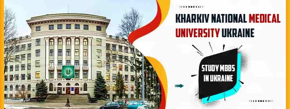 Kharkiv National Medical University Ukraine