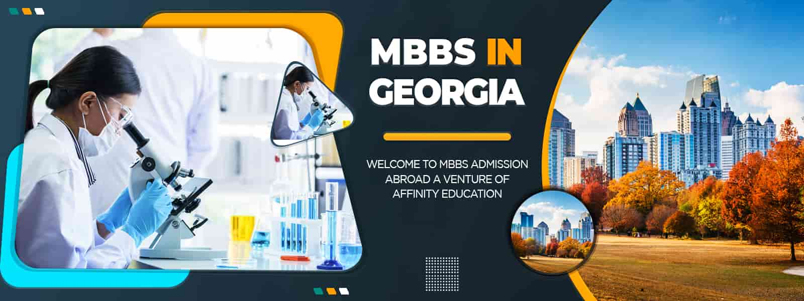 MBBS IN Georgia | MCI Approved Colleges | Reasonable Fee