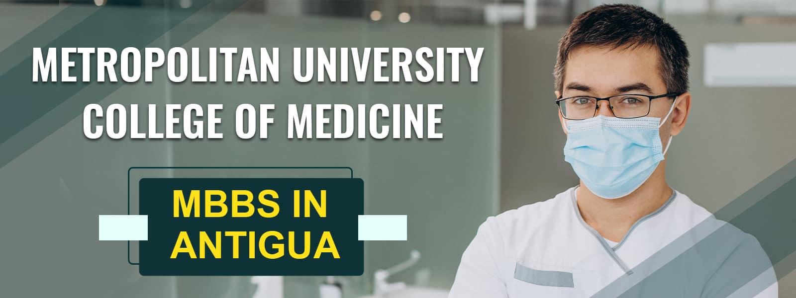 Metropolitan University College of Medicine Antigua