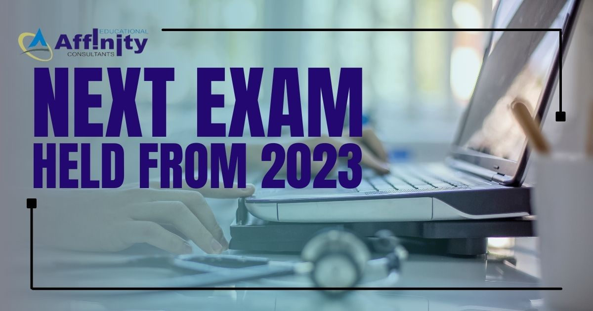 Next Exam Update : Expected To Be Held in 2023