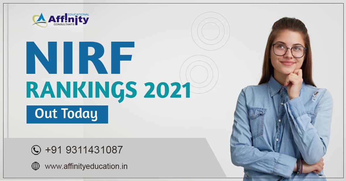 NIRF RANKINGS 2021: EDUCATION MINISTER RELEASES DATA TODAY
