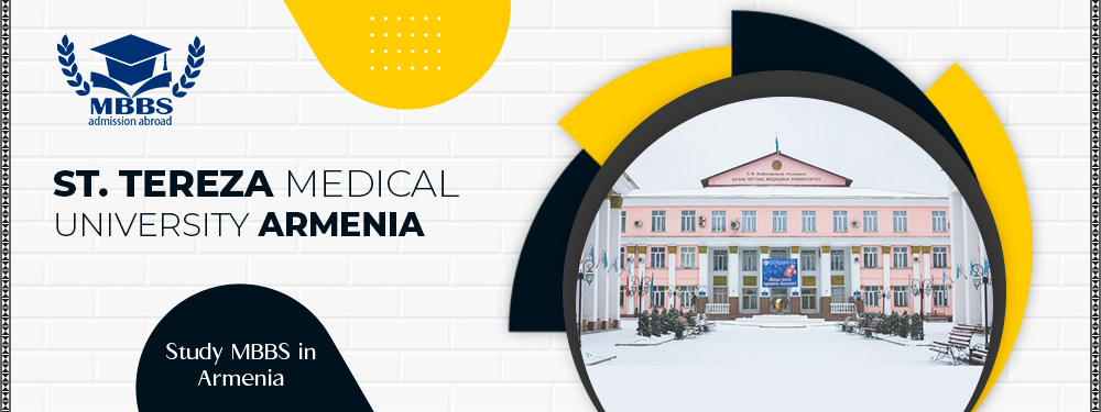St. Tereza Medical University Armenia | Low Cost Fees