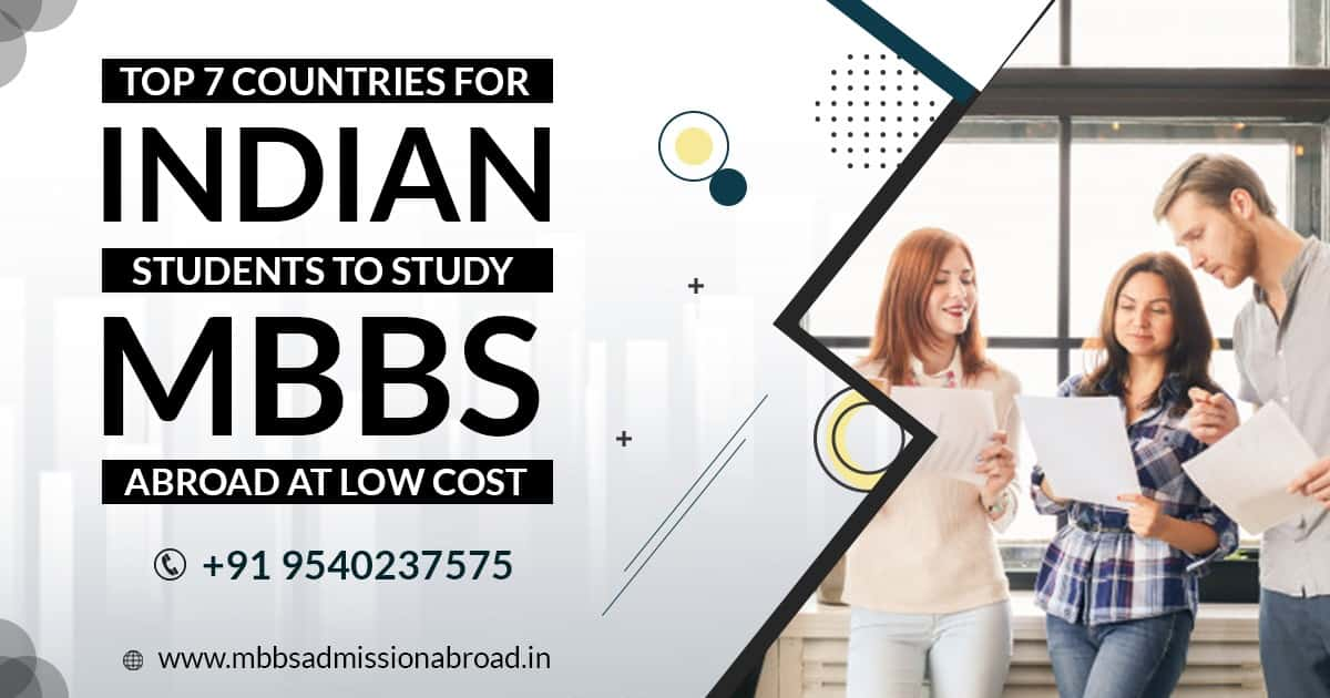 Top 7 Countries to Study MBBS Abroad for Indian Students